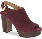 MICHAEL Michael Kors 'Piper' Platform Sandal (Women)
