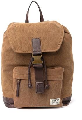 Frye Jackson Canvas Backpack