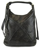 Latico Leathers Marilyn Backpack , 100% Authentic Leather, Designer Made, Artisan Linings, Luxury Fashion
