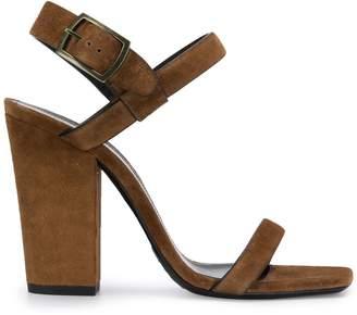 Saint Laurent Oak 100 sandals
