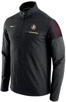 Nike Men's Florida State Seminoles Elite Coaches Dri-FIT Pullover