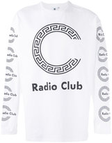 Carhartt Pam x WIP Radio Club Radio Club T-shirt - men - Cotton - S