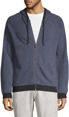 Saks Fifth Avenue Raglan-Sleeve Cashmere Jacket