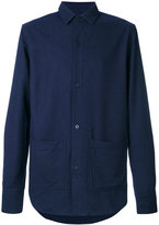 Han Kjobenhavn fitted denim shirt