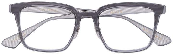 Dita Eyewear Polymath square glasses