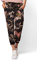 New York & Co. Jogger Pant - Floral