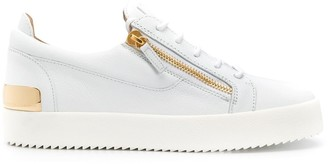 Giuseppe Zanotti Frankie Steel low-top sneakers