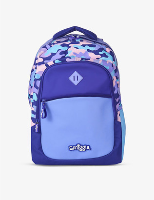 Smiggle Block backpack
