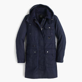 J.Crew Long downtown field jacket