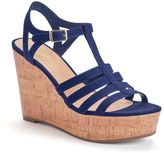Candies Candie's® Lunar Women's Wedge Sandals
