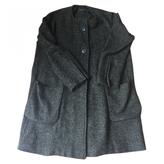 Isabel Marant Khaki Wool Coat