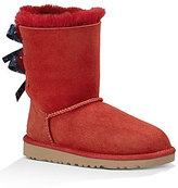 UGG Girls' Bailey Bow Bandana Boots