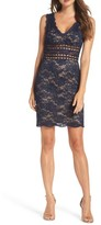 Xscape Evenings Women's Lace Body-Con Dress
