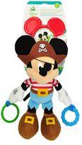Disney Disney's Mickey Mouse Pirate Plush Activity Toy By Kids Preferred