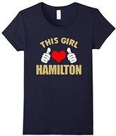 Hamilton Womens This Girl Loves