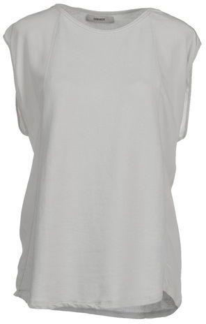 Humanoid Sleeveless t-shirt
