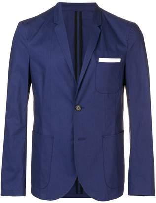 Neil Barrett slim-fit blazer