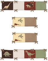 JoJo Designs Sweet Dinosaur Land Collection Crib Bumper