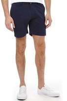 U.S. Polo Assn. Mens Culver Chino Shorts Medieval Blue