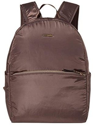 Pacsafe Stylesafe Anti-Theft Backpack (Mocha) Backpack Bags