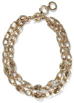 Banana Republic Double Chain Necklace