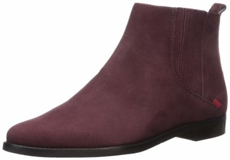 Marc Joseph New York Women's Genuine Leather Made in Brazil Luxury Ankle Boot