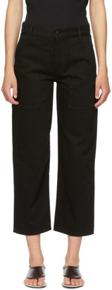The Row Black Hester Jeans