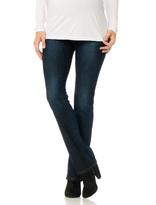 A Pea in the Pod Joe&'s Jeans Provocateur Petite Secret Fit Belly® 5 Pocket Boot Cut Maternity Jeans