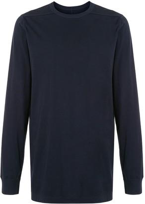 Rick Owens longsleeved cotton T-shirt