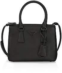Prada Women's Mini Galleria Leather Tote