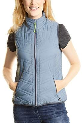 Cecil Women's 220062 Outdoor Gilet,X-Small