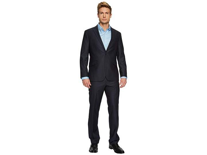 Kenneth Cole Reaction Stretch Slim Fit Performance Suit