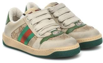 Gucci Kids Screener sneakers