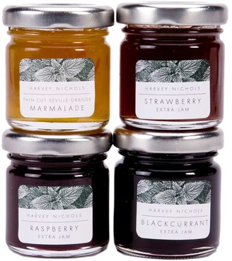 Harvey Nichols Mini Preserves Gift Set 4 X 42g