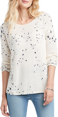 Nic+Zoe Paint the Town Sweater