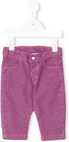 Knot - earth stripe pants - kids - Cotton/Spandex/Elastane - 6 mth