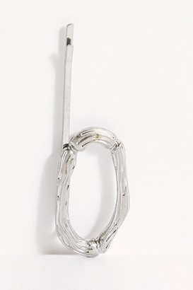 Free People Letter Bobby Pin