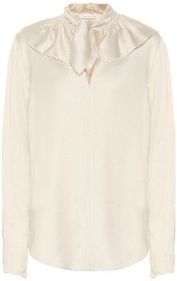 See by Chloe Satin blouse