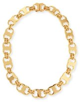 Tory Burch Gemini Large Link Necklace