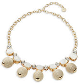 RJ Graziano Stone-Accented Statement Necklace