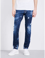 Dsquared2 Slim-fit Stretch-denim Jeans