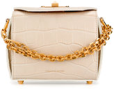 Alexander McQueen Box 16 bag - women - Leather/Suede - One Size