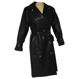 Saint Laurent Leather coat