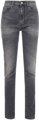 Saint Laurent Washed Skinny Jeans