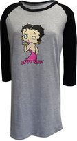Betty Boop Athletic Style Nightshirt for women