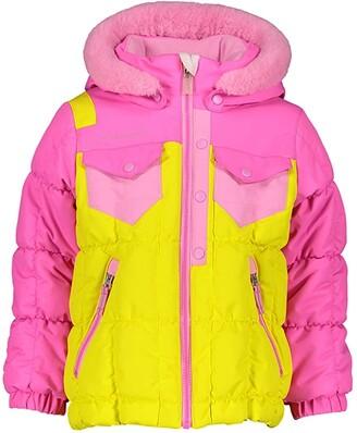 Obermeyer Jamie Jacket (Toddler/Little Kids/Big Kids) (Tartrazine) Girl's Jacket