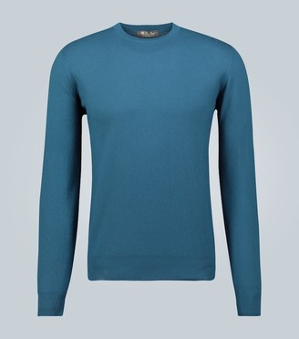 Loro Piana Girocollo Superlight sweater