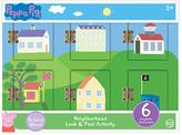 Peppa Pig Neighborhood Look & Find