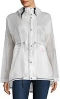 Hunter Translucent Long-Sleeve Waterproof Jacket