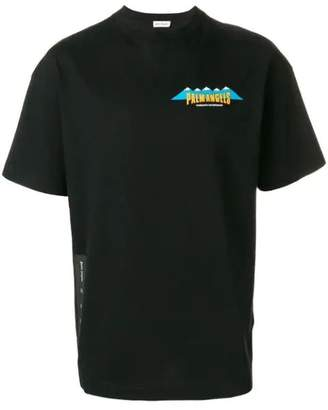 Palm Angels yosemite t-shirt black